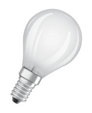 Parathom Dim Retro Krone 5W 827, 470 lumen, E14, filament, m