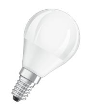 Parathom LED Krone 5,3W 827, 470 lumen, E14, mat, dæmp (A+)