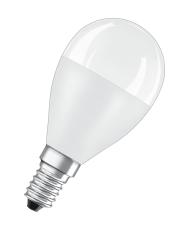 Parathom LED Krone 8W 827, 806 lumen, E14, mat (A+)