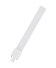 LED Dulux S 6W 830, 630 lumen, G23, EM, 230V (A+)