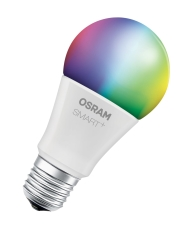Ledvance Smart+ HK Standard 10W RGBW, E27, dæmpbar