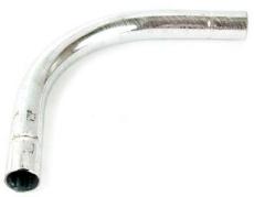 "Bøjning 25 mm (1"") galvaniseret"