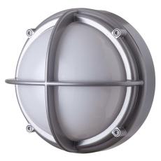 Skotlampe LED 8,5W 3000K uafskærmet opal aluminium