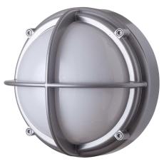 Skotlampe LED 8,5W 4000K uafskærmet opal aluminium