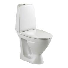 Ifö Sign toilet 6862 P-lås - hvid
