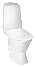 5591l WC Nautic 2/4-l renoverings model, krom/mat trykknap S