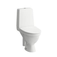 LAUFEN Kompas wc, åben S-lås rimless