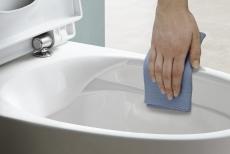 LAUFEN Kompas wc åben S-lås rimless til limning