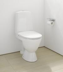 Laufen Pro-N wc, åben S-lås