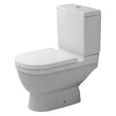 Starck 3 toilet med s-lås, wondergliss