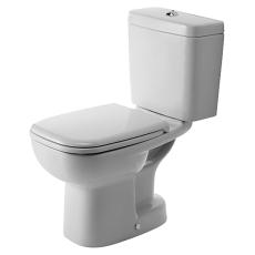 D-code toilet med s-lås