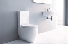 flo gulvstående toilet med cisterne u/sæde