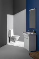 LAUFEN RIGO wc skjult s-lås