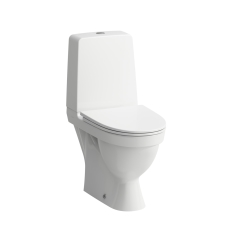 LAUFEN Kompas wc P-lås rimless