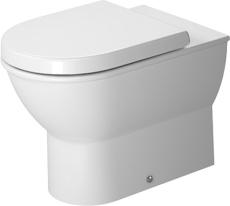 Darling new toilet back-to-wall til ekstern tilslutning, wg