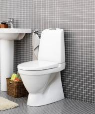 Nautic 1500 Toilet med åben skyllerand