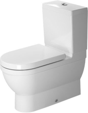 Starck 3 toilet back-to-wall 70,5 cm
