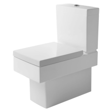 Vero toilet back-to-wall, wondergliss