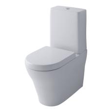TOTO MH gulvstående toilet med firkantet cisterne