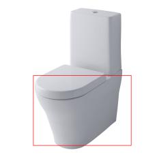 TOTO MH toilet, gulv-del