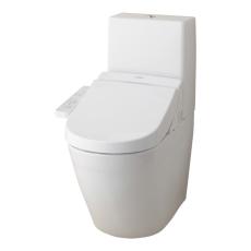 TOTO WASHLET EK 2.0 SÆT MH gulvst. toilet + firkantet cister