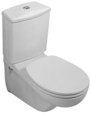 V&B 6623 O.Novo/Omnia væg WC C+ kombinationskloset