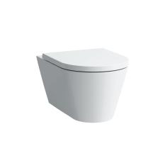 Kartell by Laufen væghængt toilet 54x36 cm Rimless LCC