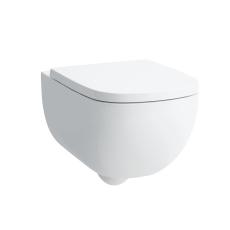 Laufen Palomba væghængt toilet 54x36 cm med LCC