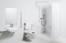 Laufen Pro Liberty væghængt toilet Rimless model 70 cm med L