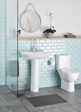 Grohe Bau Ceramic Væghængt toiletskål