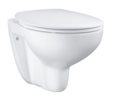Grohe Bau Ceramic toiletskål og sæde