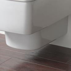 TOTO SG toilet plastafdækning