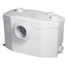 sanipro afløbspumpe silence for toilet, håndvask, brusekabin