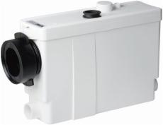 Sanipack afløbspumpe for væghængt wc/håndvask/brusekabine/bi