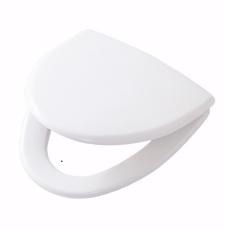 Ifö Cera sæde, hvid med quick release og fast beslag