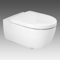Ifö iCon  toiletsæde med soft close hvid