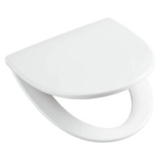 Ifö Sign blødt toiletsæde hvid butiksforpakket