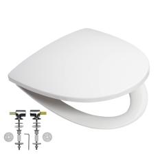 Ifö Sign Art sæde, hvid, topmonteret med Soft Close