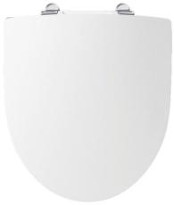 Ifö Spira hårdt sæde, hvid