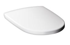 GBG 9M16 Hygienic/Artic sæde med soft closing hvid