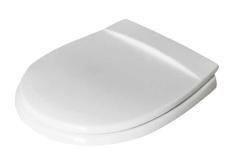 Nordic Lux sæde med låg hvid