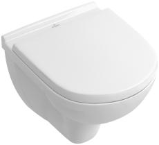V&B 9M38 O.Novo WC sæde med soft close lukning hvid