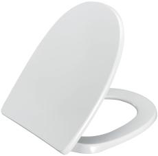 Pressalit 752 hvid med soft close og universal beslag