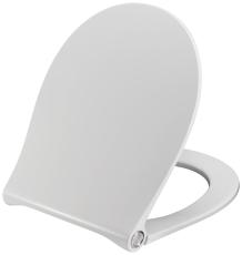 Pressalit Sway Uni hvid med soft close og lift-off