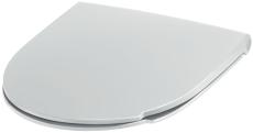 Pressalit spira art hvid med soft close og quick-release