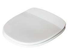 Pressalit Aqua sæde m/låg hvid
