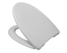 ROCA Victoria /Laufen Rigo sæde med softclose og lift off.