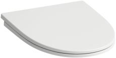 LAUFEN Kompas toiletsæde med faste beslag, hvid