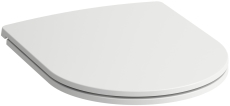 Laufen pro toiletsæde model slim, hvid plast
