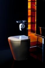 Kartell by Laufen toiletsæde med softclose & quickrelease hv